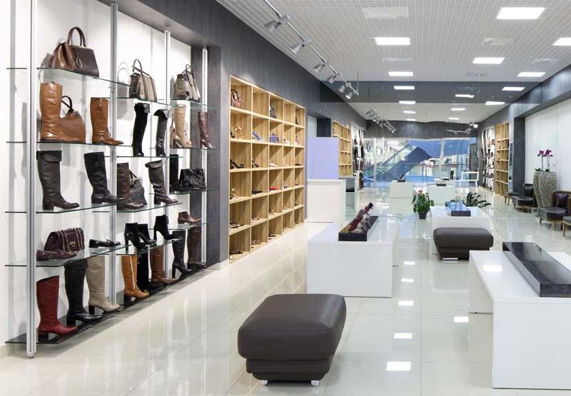Pulizia negozi di abbigliamento palermo