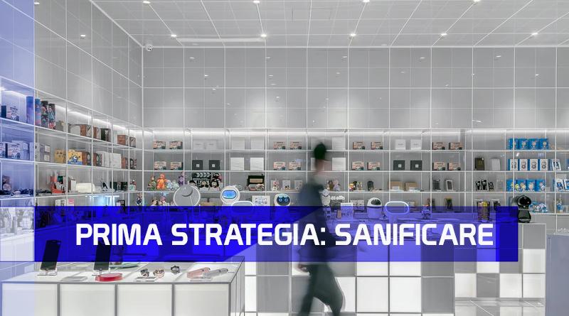 Sanificazione dei negozi - Palermo e provincia
